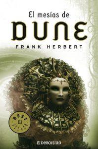 El mesías de Dune portada