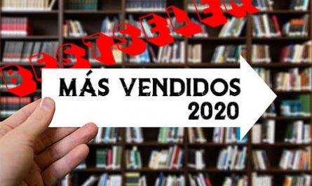 Libros más vendidos 2020