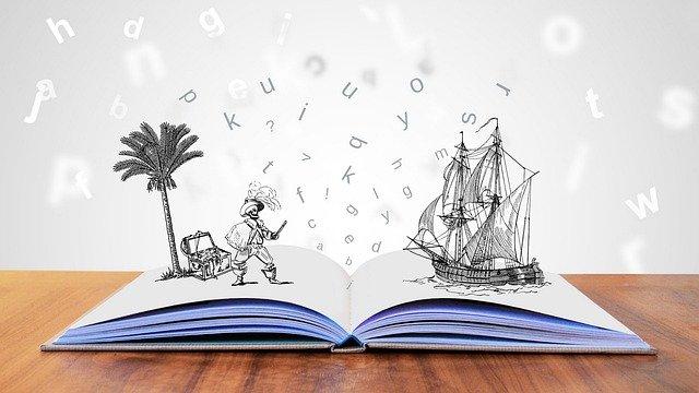 beneficios de la lectura en niños imaginación