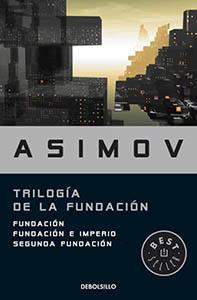 Trilogía de la fundación portada